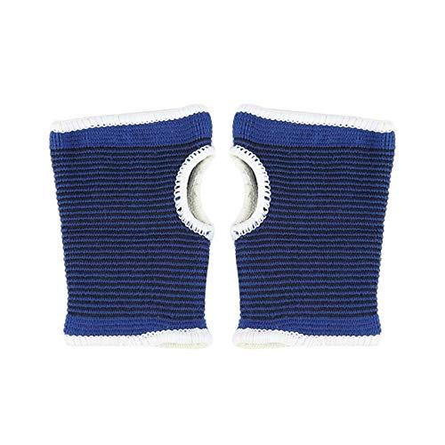 Muñeca SweatBands Pulseras deportivas - 2pcs / par de otoño invierno cuidado de la mano envoltura de muñeca caliente for proteger la muñeca de la mano Equipo de aptitud física de la muñeca de la muñec