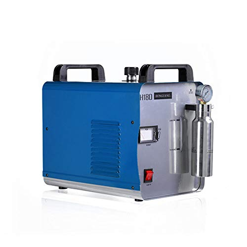 Soldador de agua, oxígeno, hidrógeno, 400 W, 95 l/h, acrílico, 220 V