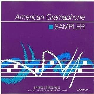 american gramaphone sampler