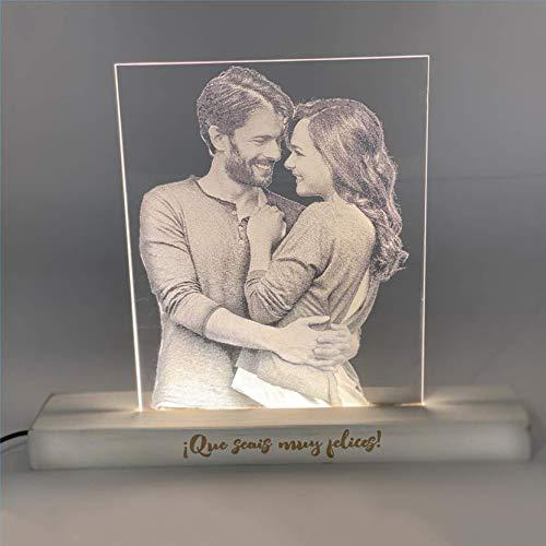 Lámpara personalizada