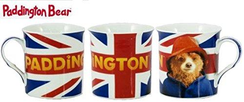 Product Image 3: Officially Licensed Paddington Bear Movie Union Jack Ceramic Coffee Mug Cup