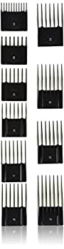 Oster Professional 10 Comb Set Specially Designed to Fit Oster Clippers.