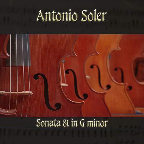 Sonata 81 in G minor in G Minor, 81
