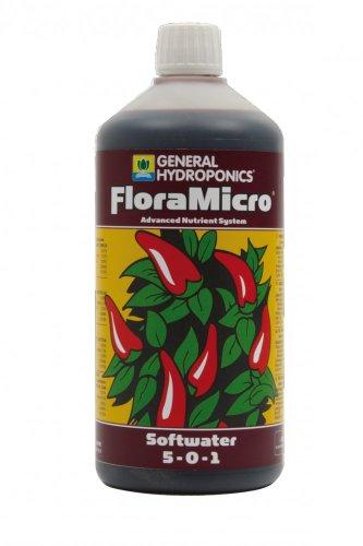 GHE - GHE FLORAMICRO 1L - Eau douce