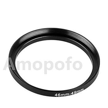 in metallo adattatore filtro fotografico 46mm a 52mm LUMOS anello adattatore step up 46-52 mm