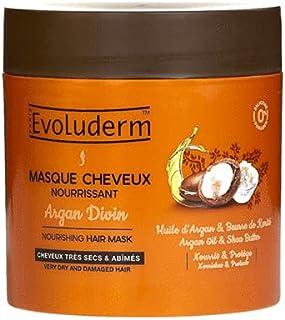 Evoluderm Argan Divin Nourishing Hair Mask 500 mL