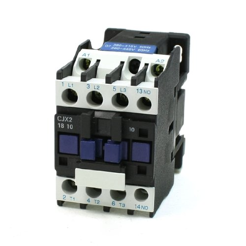 Aexit CJX2-18 Coil Distribution electrical Voltage 3 Phase 1NO Motor Controller AC Contactor 660V 32A