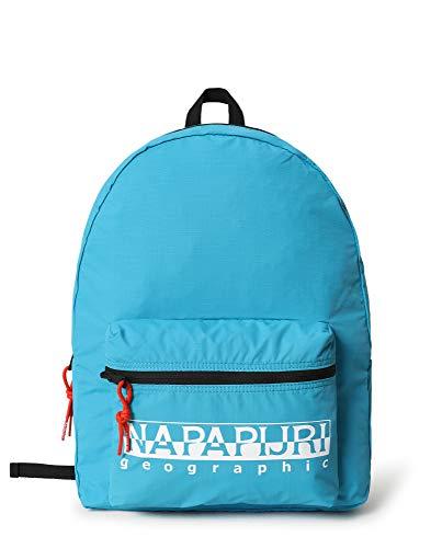 Napapijri Hack Daypack Rucksack, 42 cm, 15 Liter, Reef Turquoise