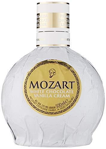 Mozart White Chocolate Cream Liqueur, 50cl