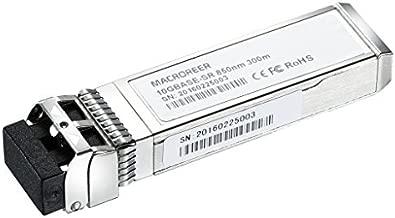 10 gbe sfp+ sr fiber transceiver