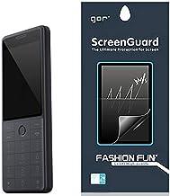 Generic 2PCS GOR Clear Anti-Scratch Soft Screen Protector For Xiaomi Qin 1S / Xiaomi Qin 1S+ / Xiaomi QF9v