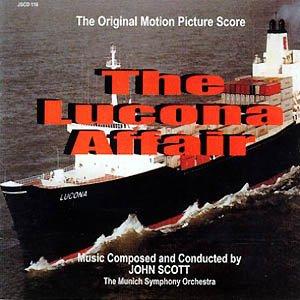 LUCONA AFFAIR (CD) John Scott SOUNDTRACK