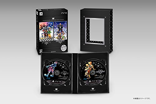 Kingdom Hearts HD 1.5 + 2.5 ReMIX - Starter Pack [PS3][Importación Japonesa]