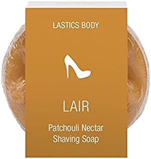 Lastics Body Lair Patchouli Nectar 3-in-1 Shave - Wash - Massage Shaving Soap
