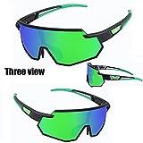 Zoom IMG-1 jepozra occhiali da ciclismo polarizzati