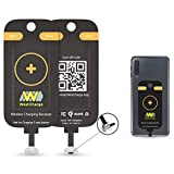 WestCharge® Wireless Charger Receiver Converter; WestCharge® Qi Wireless Charger Charging Receiver Converter