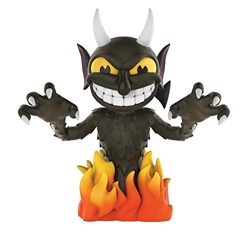 Figura Vinyl Cuphead The Devil 15cm