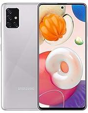 SAMSUNG Galaxy A51 4GB/128GB Plata (Haze Crush Silver) Dual SIM SM-A515F