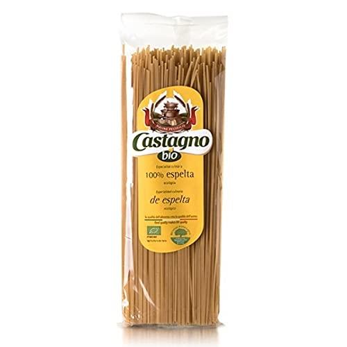 Castagno - Espaguetis Espelta Eco 500Gr