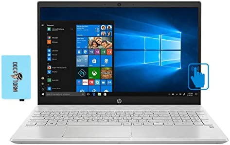 HP Pavilion 15 CS i7 Home and Business Laptop Intel i7 1065G7 4 Core 32GB RAM 1TB PCIe SSD Intel product image