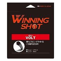 WINNING SHOT (ウィニングショット) ボルト (VOLT) 単張りガット 硬式テニス ストリング [M便 1/2]