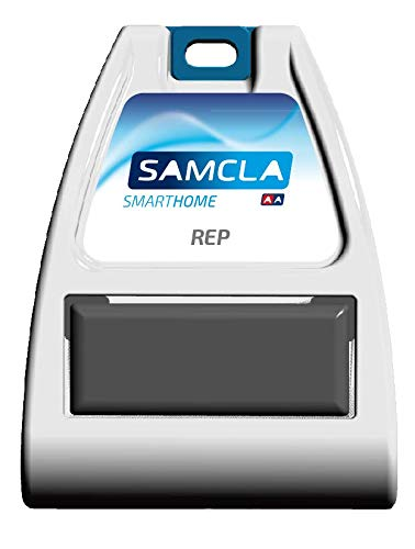 SAMCLA Rep Solar Repeater wit/blauw