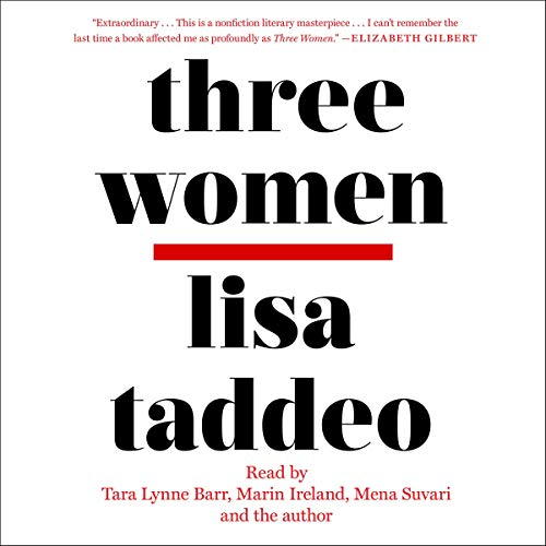 Three Women audiobook cover art