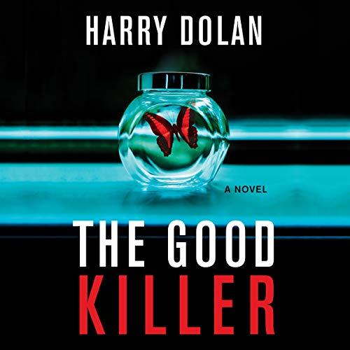 The Good Killer audiobook cover art