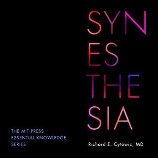 Synesthesia audiobook cover art