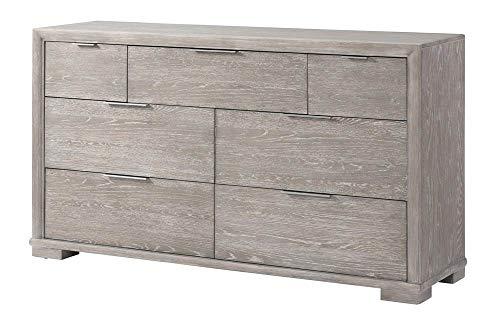 Why Choose Riverside Furniture 7-Drawer Dresser in Urban Gray