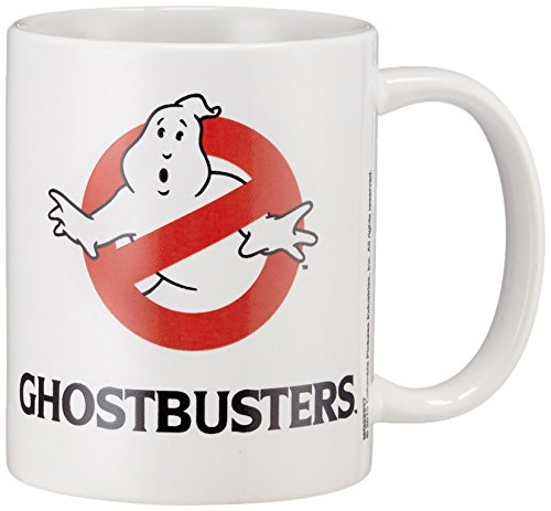 Ghostbusters - Taza Logo, 320ml