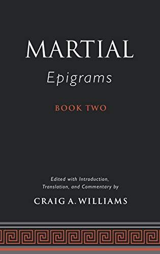 Martial's Epigrams Book Two