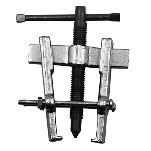 KoelrMsd Herramienta de extracción de rodamientos de Extractor de Dos mordazas de 65 mm, Extractor de Extractor de Engranajes de Dos mordazas, Kit de Herramientas de Mano para Coche