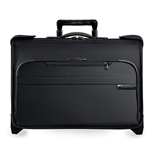 Briggs and Riley Baseline Wheeled Garment Carry-On on Amazon
