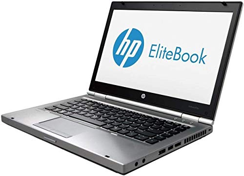 Windows 10 HP Elitebook 8460p i7-2620M Laptop PC 8GB DDR3 - 256GB SSD - DVDRW (Renew)