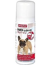 Beaphar - No Love Educator Spray Mantiene a los machos lejos de Las Perras en Calor - Perros - 50 ml