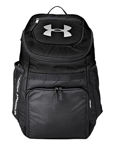 Under Armour UA Team Undeniable Backpack (Black/Silver)