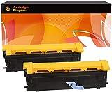 Cartridges Kingdom Pack de 2 Compatibles Cartuchos de Tóner para Epson EPL-6200, EPL-6200L, EPL-6200N