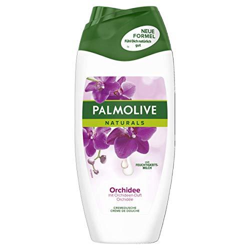Palmolive Creme-Dusche Wilde Orchidee & Feuchtigkeitsmilch, 6er Pack (6 x 250 ml)