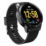 Smart Watch Fitness Tracker Watch- HAOQIN HaoWatch VS11.3' Full Touch Screen IP67 Waterproof Smart watchs with Heart...