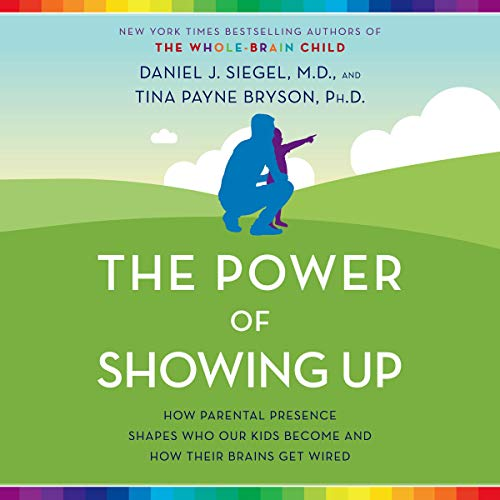Page de couverture de The Power of Showing Up