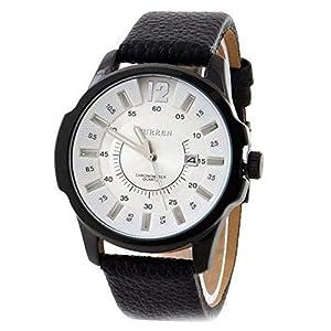 Relógio Masculino Curren Analógico 8123