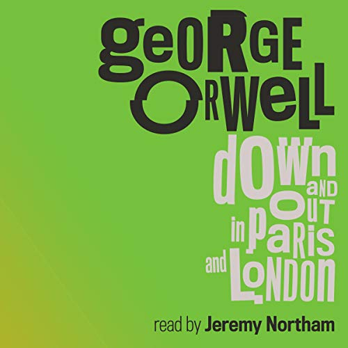 Couverture de Down and Out in Paris and London