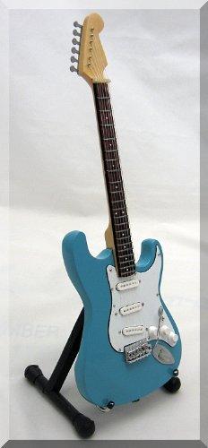 Eric Johnson Fender Stratocaster para guitarra en miniatura