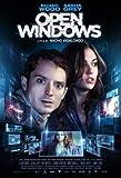Open Windows – Elijah Wood – Film Poster Plakat Drucken