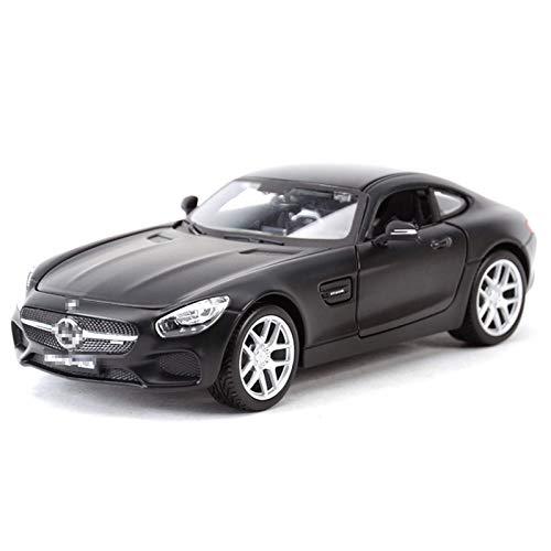 Modo remoto de control remoto de automóvil Modelo de control remoto Modelo de coche Modelo de coche 1:24 para Mercedes para AMG GT Coche deportivo Auto Estado Vehículos de fundición Collectable Toyler