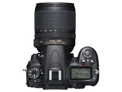 Nikon D7000 Kit reflex 16,2 Mpix Noir + Objectif