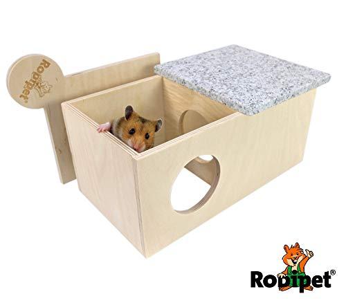 Rodipet® +Granit Nagerhaus DALANi