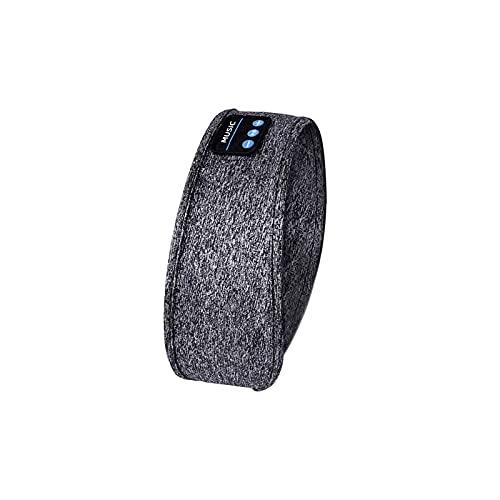 Ranana Auriculares para Dormir con Bluetooth para Dormir De Lado Máscara para Dormir Ajustable Música Banda para La Cabeza Deportiva con Bluetooth Suave Máscara para Dormir Lavable para Handsome