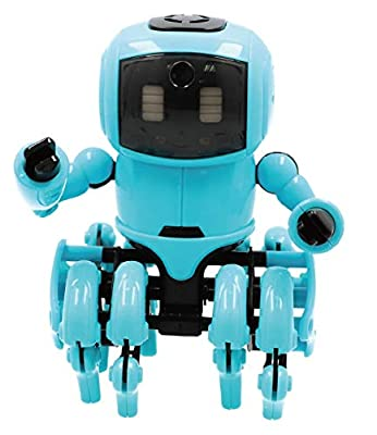 Boys Toy Robot   DIY Learning & Educational Assembly Kit   STEAM Robot Toys for Kids   A/I Capable Robot with Infrared Sensor